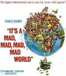 It's a Mad Mad Mad Mad World - Blu-Ray cover (xs thumbnail)