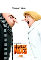 Despicable Me 3 - Canadian Movie Poster (xs thumbnail)