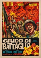 Cry of Battle - Italian Movie Poster (xs thumbnail)
