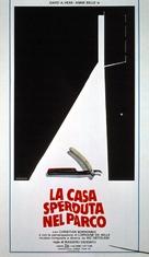 La casa sperduta nel parco - Italian Movie Poster (xs thumbnail)