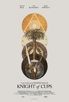 Knight of Cups - Movie Poster (xs thumbnail)