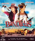 Bandidas - French Blu-Ray cover (xs thumbnail)
