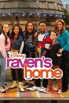 """""""Raven's Thuis"""" - Movie Cover (xs thumbnail)"""