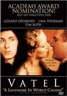Vatel - DVD cover (xs thumbnail)