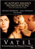 Vatel - DVD movie cover (xs thumbnail)