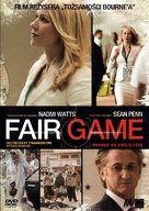 Fair Game - Polish Movie Cover (xs thumbnail)