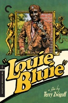 Louie Bluie - DVD movie cover (xs thumbnail)