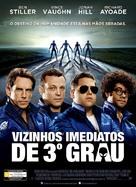 The Watch - Brazilian Movie Poster (xs thumbnail)