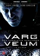 Varg Veum - Din til døden - Norwegian DVD cover (xs thumbnail)