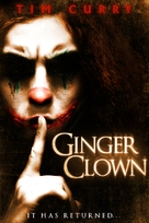 Gingerclown - British Movie Poster (xs thumbnail)
