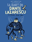 Moartea domnului Lazarescu - French Movie Poster (xs thumbnail)