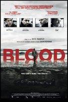 Blood - British Movie Poster (xs thumbnail)