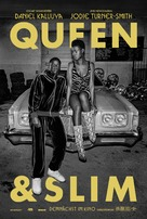 Queen & Slim - German Movie Poster (xs thumbnail)