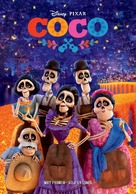 Coco - Argentinian Movie Poster (xs thumbnail)