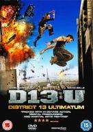 Banlieue 13 - Ultimatum - British Movie Cover (xs thumbnail)