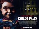 Child's Play - British Movie Poster (xs thumbnail)