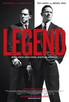 Legend - Polish Movie Poster (xs thumbnail)