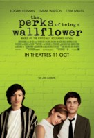 The Perks of Being a Wallflower - Singaporean Movie Poster (xs thumbnail)