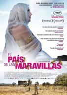 Le meraviglie - Spanish Movie Poster (xs thumbnail)