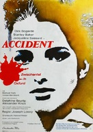 Accident - German Movie Poster (xs thumbnail)