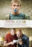 Patrik 1,5 - Movie Poster (xs thumbnail)