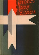 The Trial of Joan of Arc - Czech Movie Poster (xs thumbnail)