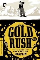The Gold Rush - DVD movie cover (xs thumbnail)