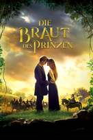 The Princess Bride - German Movie Cover (xs thumbnail)
