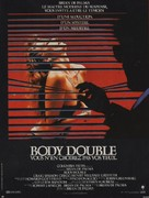 Body Double - French Movie Poster (xs thumbnail)