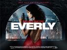 Everly - British Movie Poster (xs thumbnail)