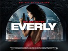 Everly - British Movie Poster (xs thumbnail)