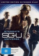 """Stargate Universe"" - Australian DVD cover (xs thumbnail)"