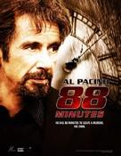 88 Minutes - Movie Poster (xs thumbnail)