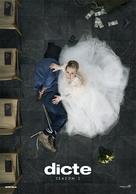 """Dicte"" - Danish Movie Poster (xs thumbnail)"