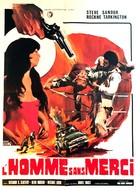 The No Mercy Man - French Movie Poster (xs thumbnail)