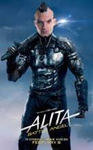 Alita: Battle Angel - British Movie Poster (xs thumbnail)