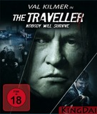The Traveler - German Blu-Ray cover (xs thumbnail)