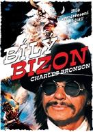 The White Buffalo - Czech DVD movie cover (xs thumbnail)