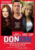 Don Jon - Italian Movie Poster (xs thumbnail)