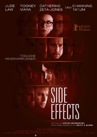 Side Effects - German Movie Poster (xs thumbnail)