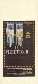 La cage aux folles II - Italian Movie Poster (xs thumbnail)