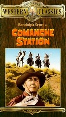 Comanche Station - VHS movie cover (xs thumbnail)
