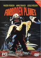 Forbidden Planet - Australian Movie Cover (xs thumbnail)