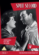 Split Second - British DVD cover (xs thumbnail)