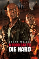 A Good Day to Die Hard - DVD movie cover (xs thumbnail)