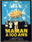 Mamá cumple cien años - French Movie Poster (xs thumbnail)