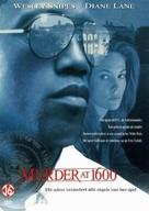 Murder At 1600 - Dutch Movie Cover (xs thumbnail)