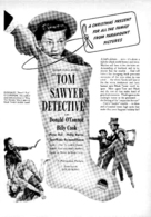 Tom Sawyer, Detective - poster (xs thumbnail)
