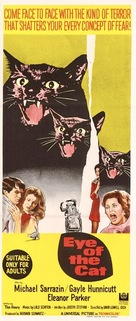 Eye of the Cat - Australian Movie Poster (xs thumbnail)