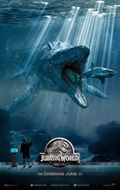 Jurassic World - New Zealand Movie Poster (xs thumbnail)